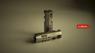 """Дульный тормоз-компенсатор Bulletec ST-6012 для калибров 5,45; .223 (1/2""""-28 UNEF)"""